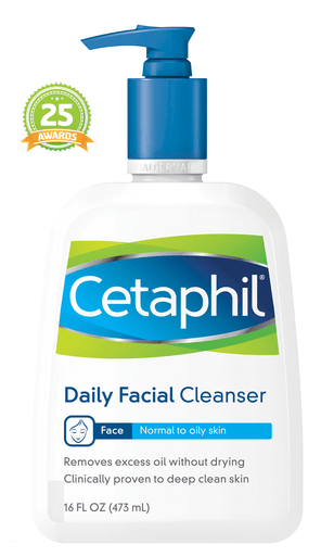 Daily Facial Cleanser For Cystic acne