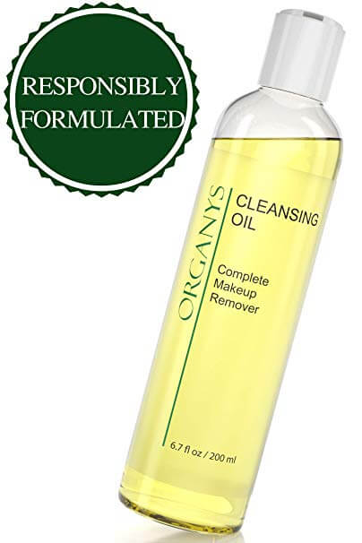 ORGANYS Cleansing Oil for Cystic acne